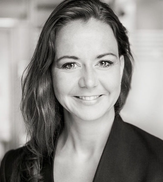 Elisabeth Mansfeld is the leading the New Urban Progress project for the Alfred Herrhausen Gesellschaft.